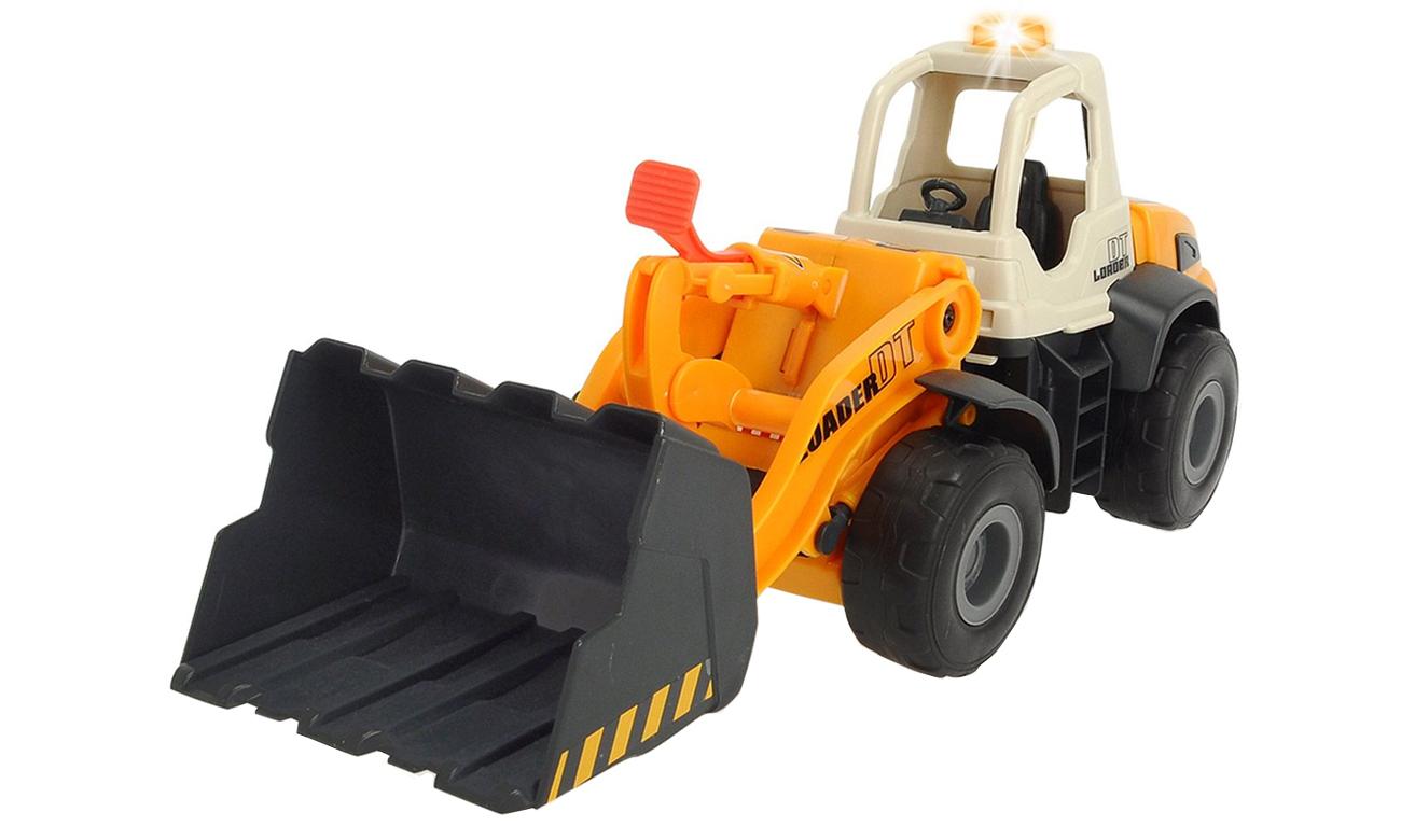 Dickie Toys Spychacz 35 cm