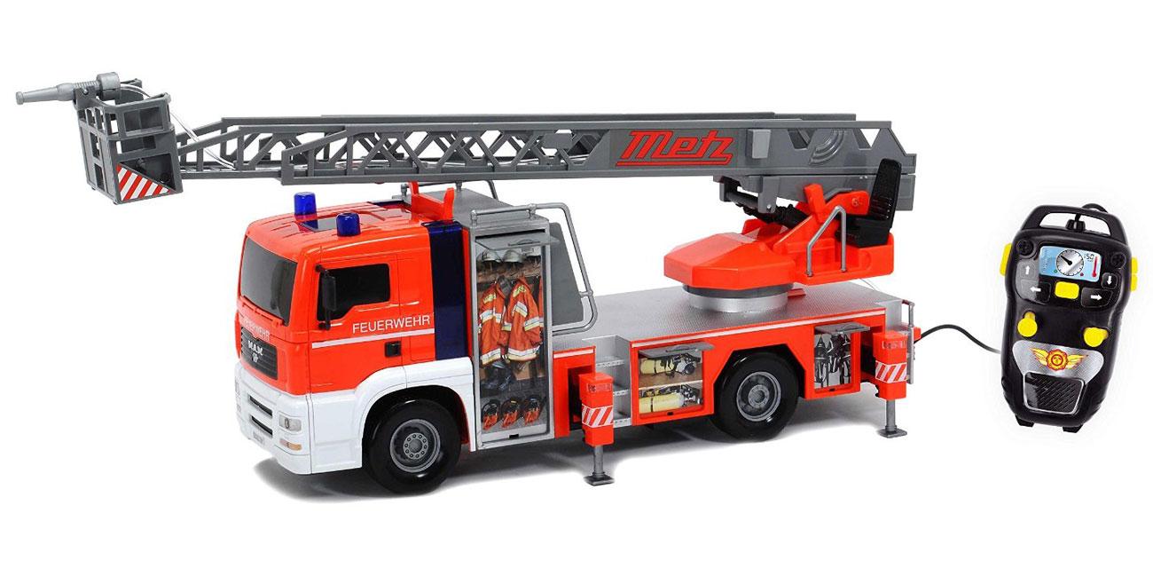 Dickie Toys SOS Straż pożarna Fire Patrol 4006333047312