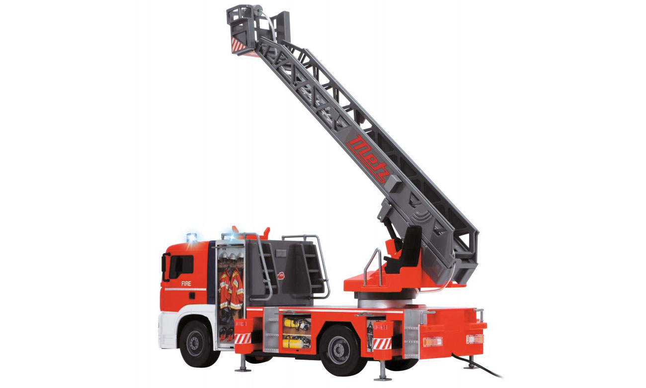 Wóz strażacki Fire Patrol 4006333047312 Dickie Toys