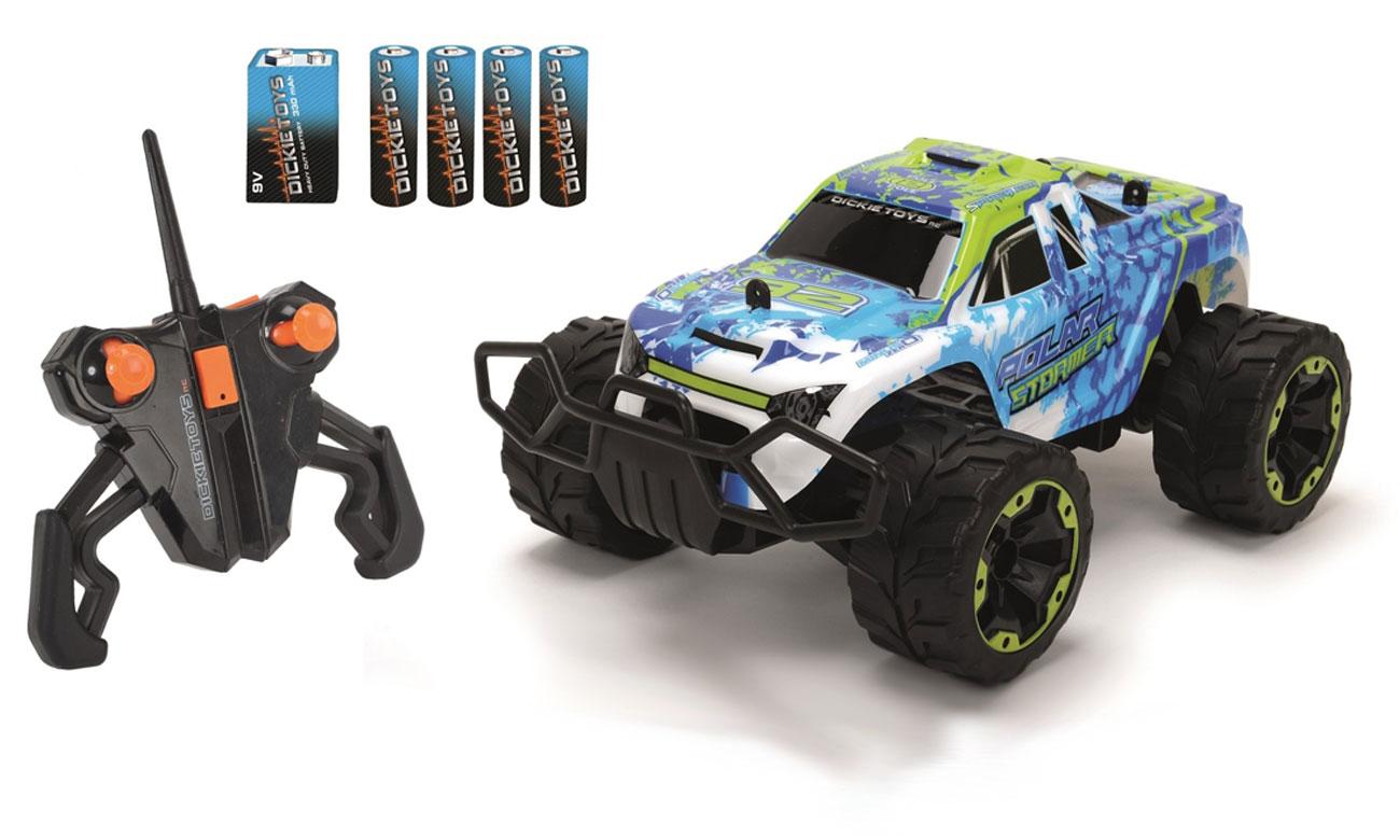 Dickie Toys Samochód RC Terenowy Polar Stormer