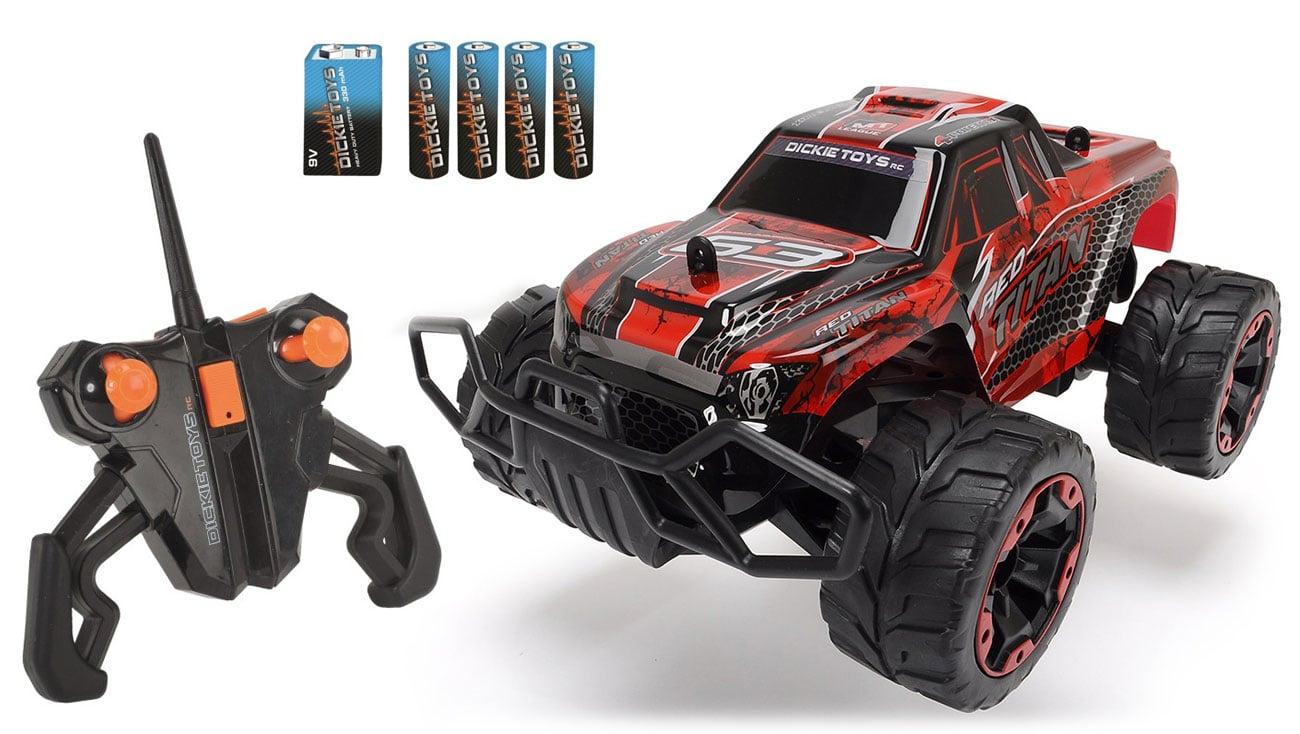 4006333049385 zdalnie sterowana terenówka Dickie toys