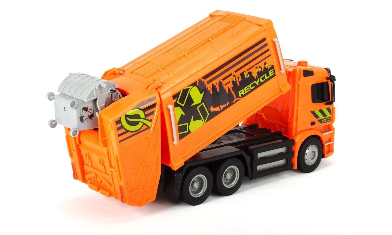 4006333052804 zdalnie sterowana śmieciarka Dickie toys