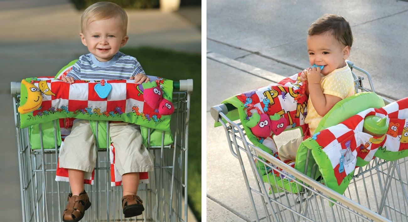 Mata Piknik  do wózka sklepowego