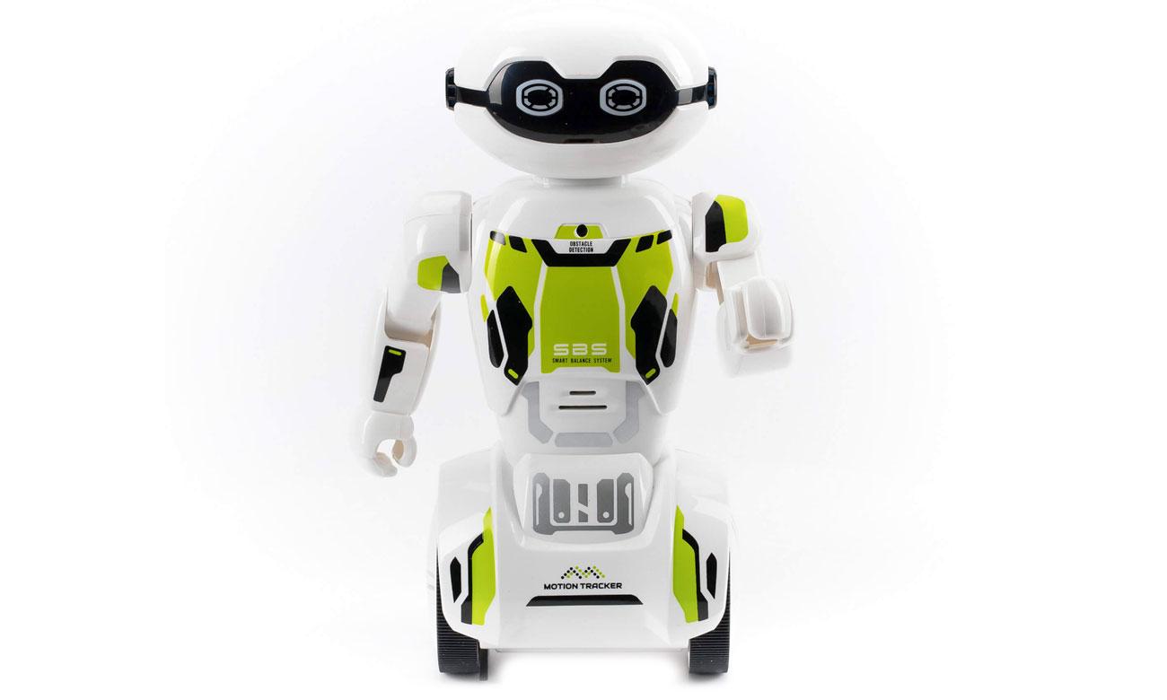 Silverlit Macrobot zielony z pilotem