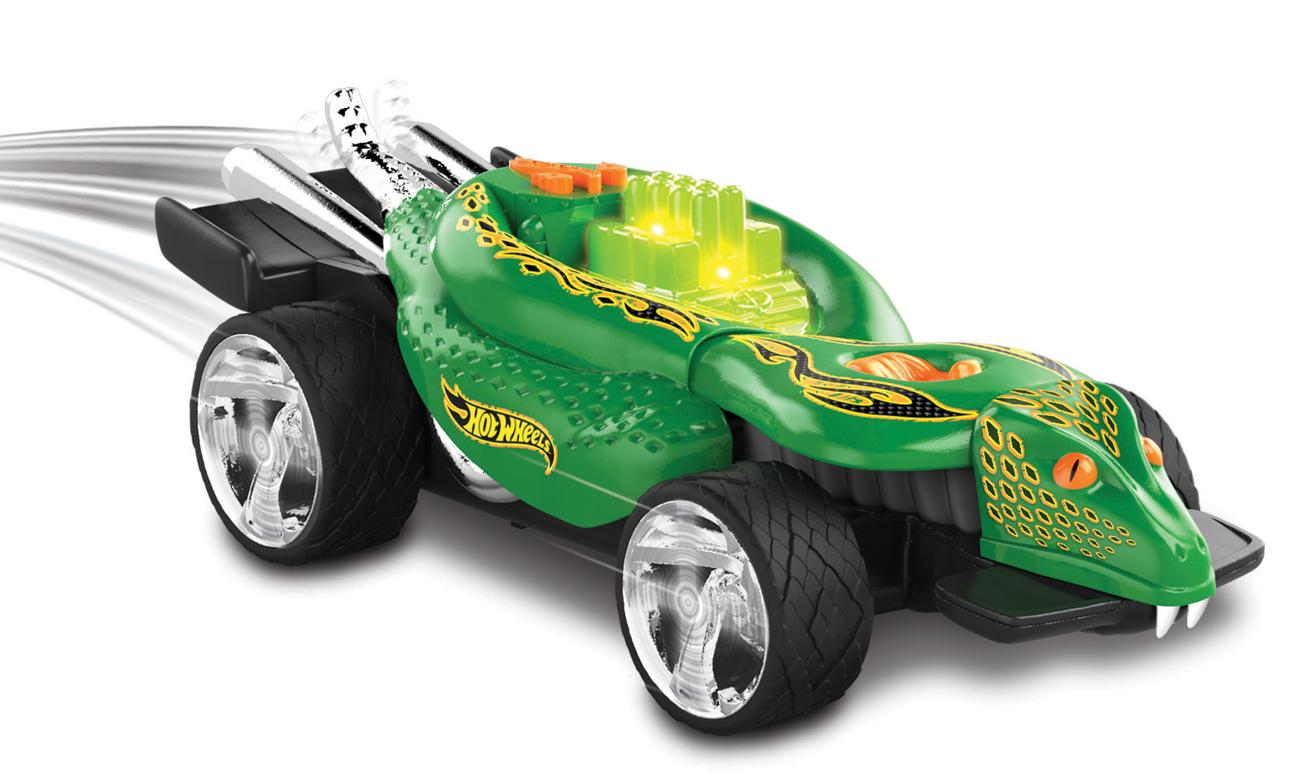 hot wheels wąż auto