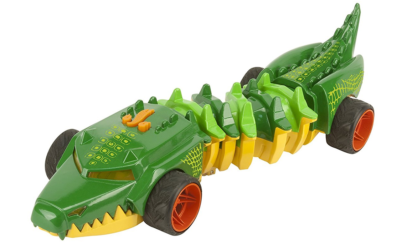 Dumel Toy State Hot Wheels Commander Croc