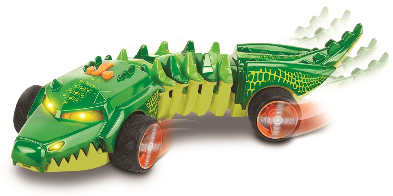 Hot Wheels Commander Croc