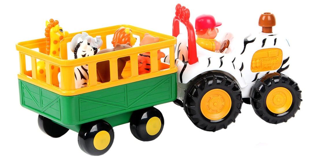 Dumel Discovery Seria Muzyczna Traktor