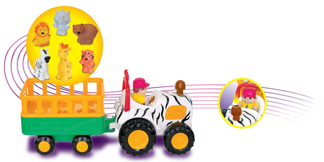 Dumel DD29652 Traktor Safari