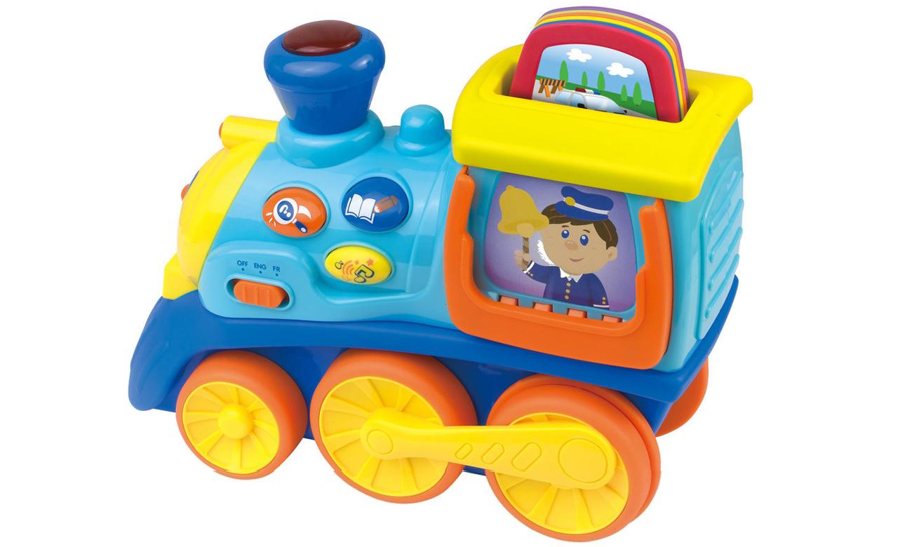 Dumel Discovery Mój Pierwszy Edukacyjny Pociąg Pojazdy