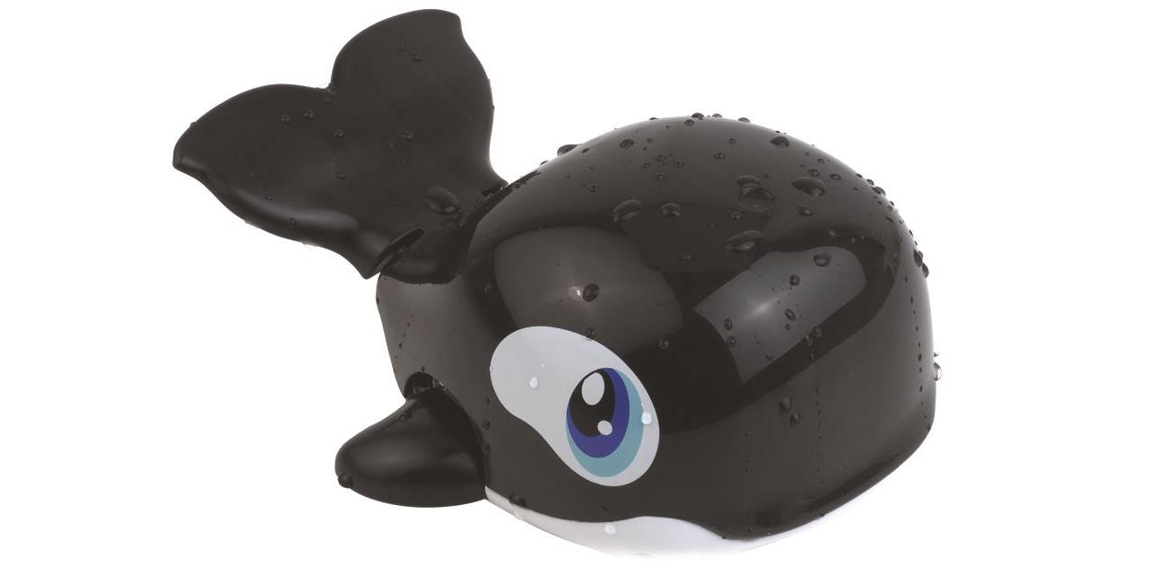 Dumel Discovery pływający delfinek czarny