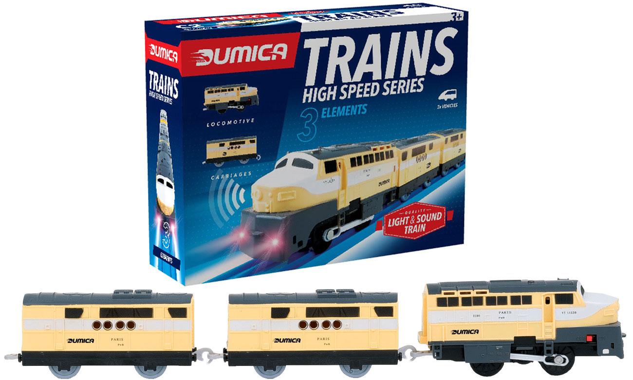 Dumel Dumica City Train kolejka C2 DU 20329