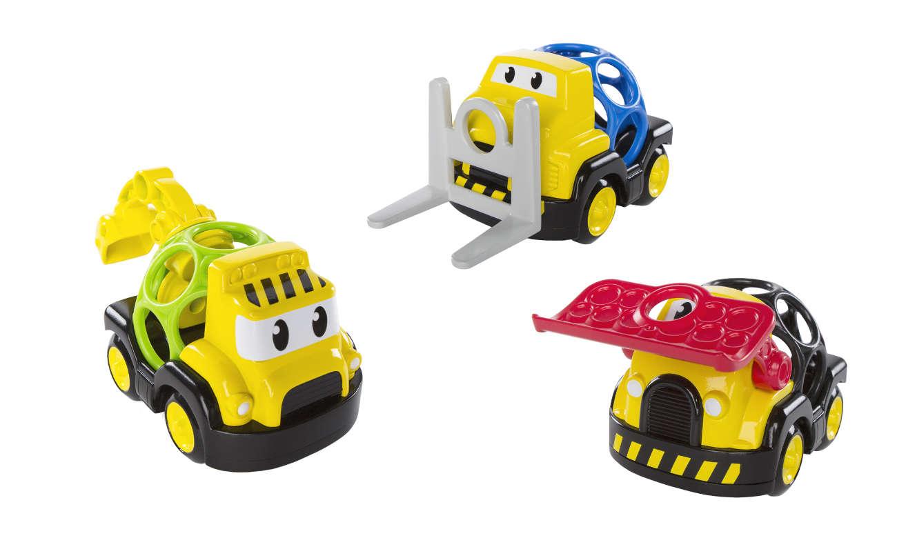 oball zestaw pojazdów ratunkowych