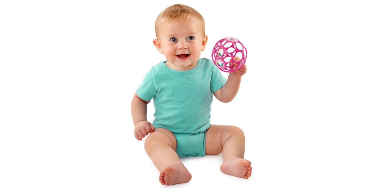 oball dla niemowląt
