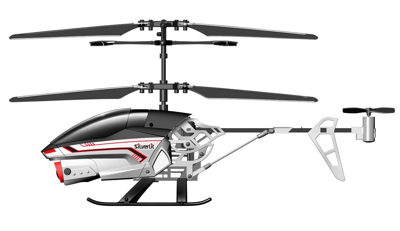 Silverlit helikopter z kamerą I/R Spy Cam II