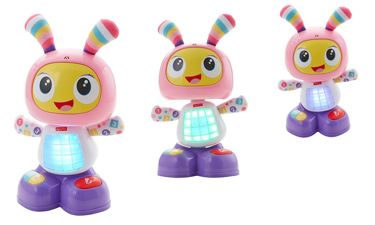 Fisher Price Robot Bella - Tańcz i śpiewaj ze mną! DYP09