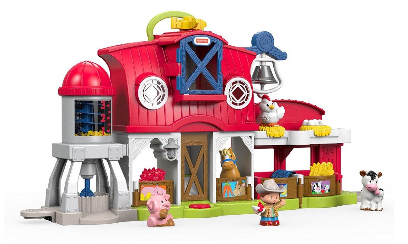 Little People Muzyczna Farma Małego Odkrywcy