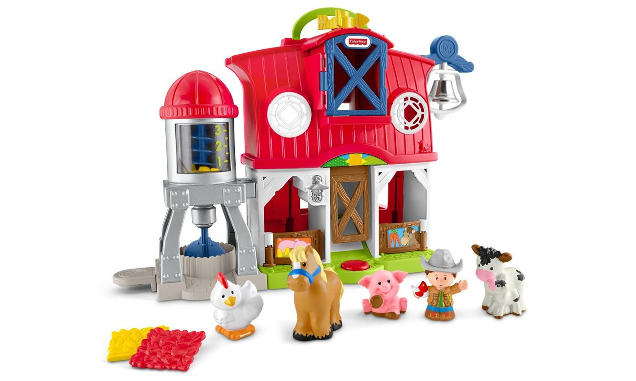 Muzyczna Farma z figurkami