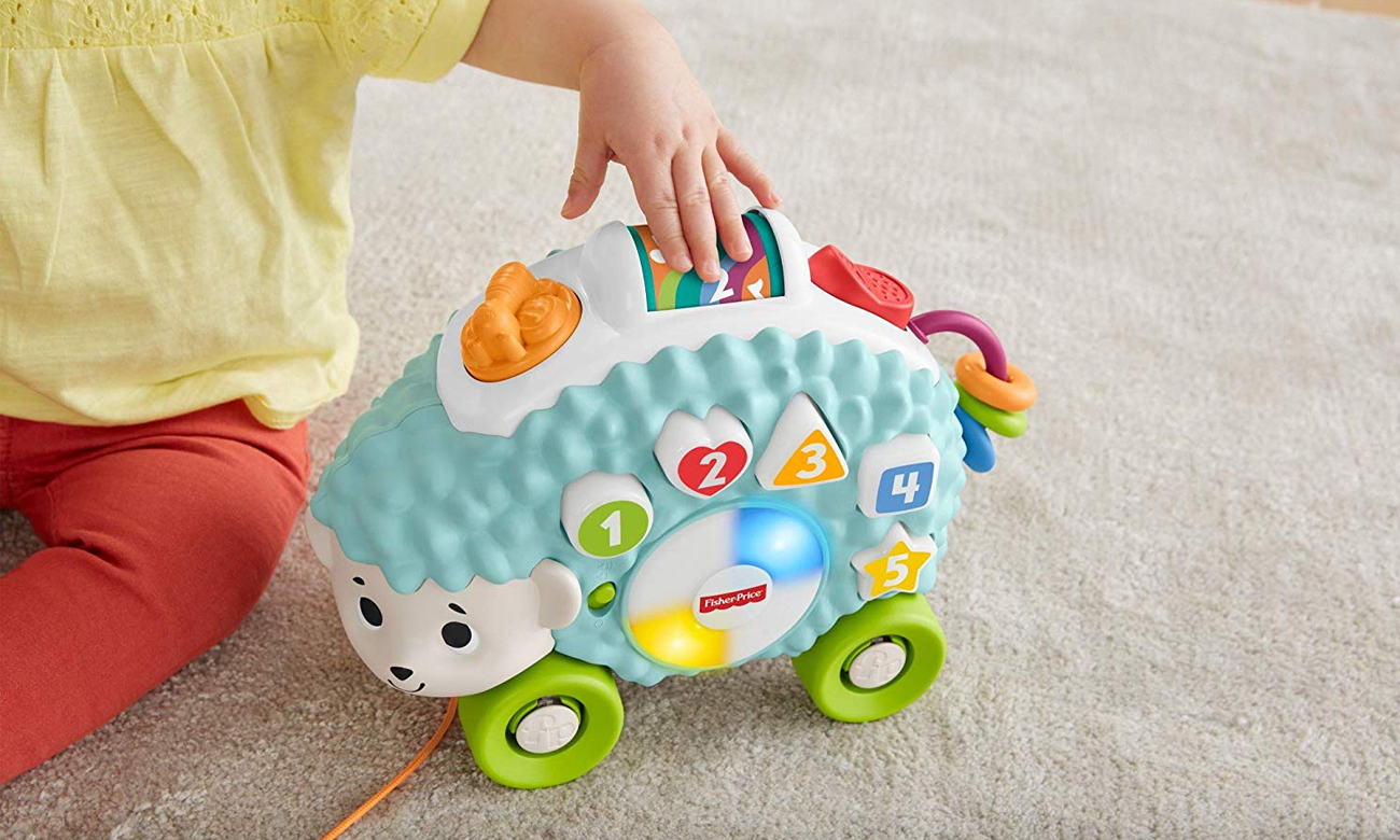 fisher price interaktywny jeż