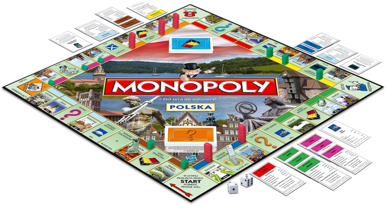 Polska edycja Monopoly