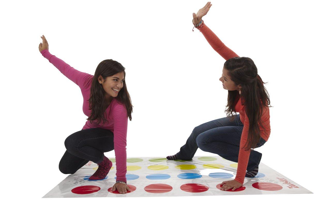 Twister gra ruchowa 98831 Hasbro