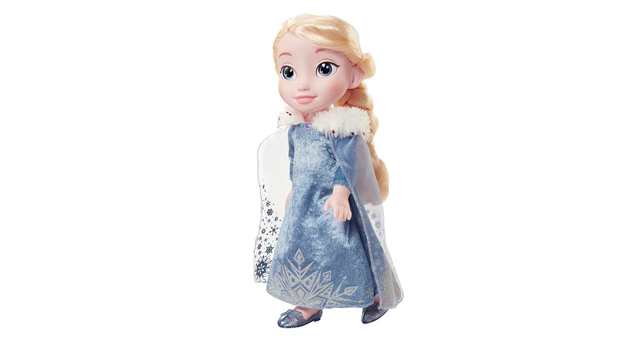 Elsa z filmu Przygoda Olafa 35cm