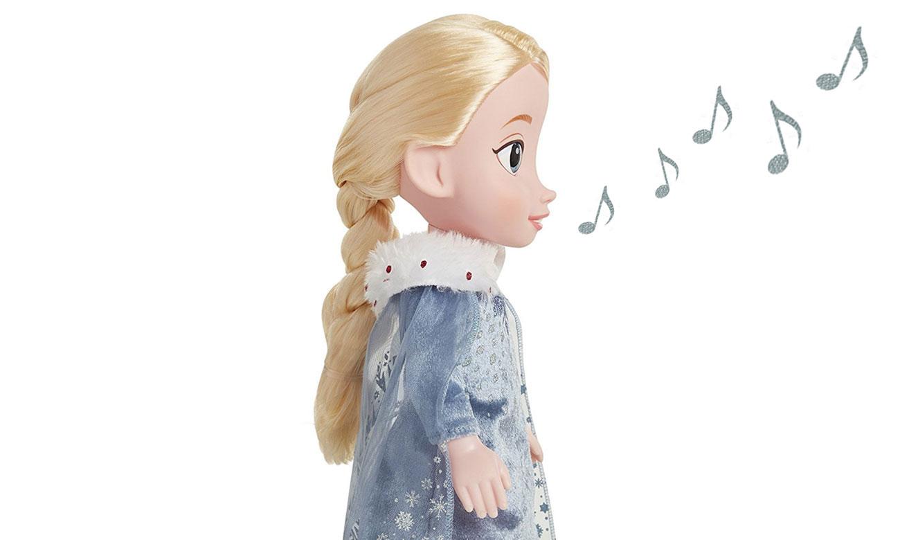elsa lalka jakks pacific śpiewa