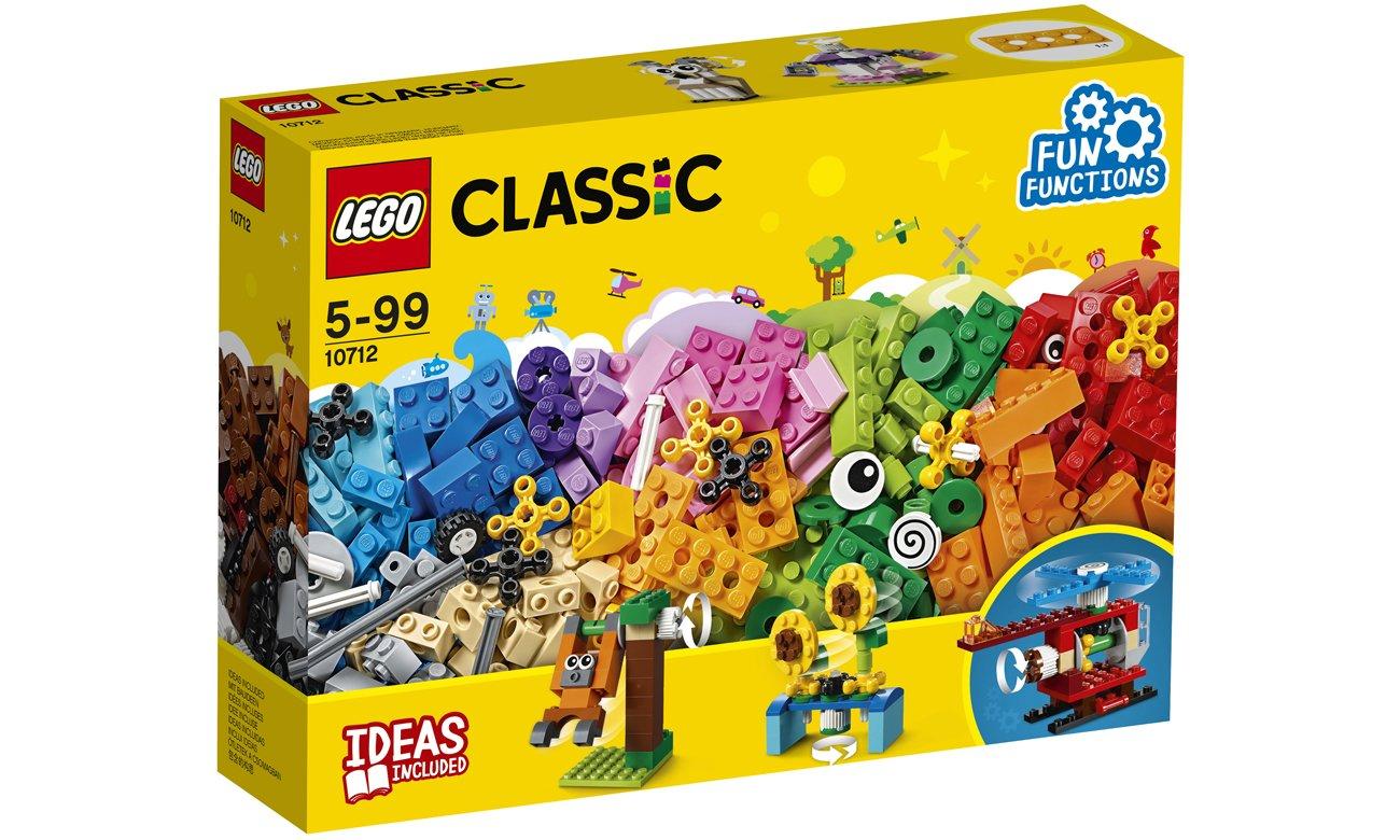 LEGO® Classic Zestaw do kreatywnego budowania 10712