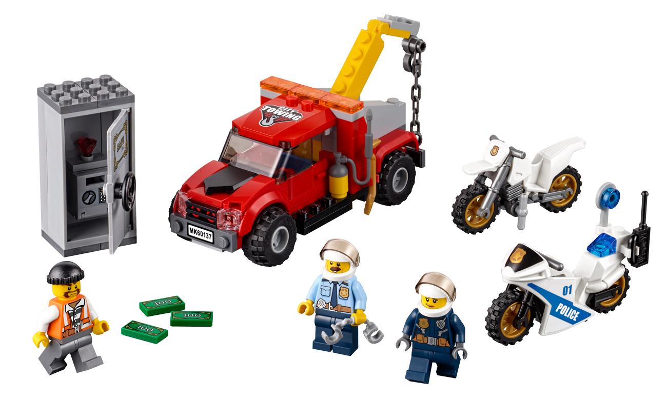 LEGO® 60137 policja