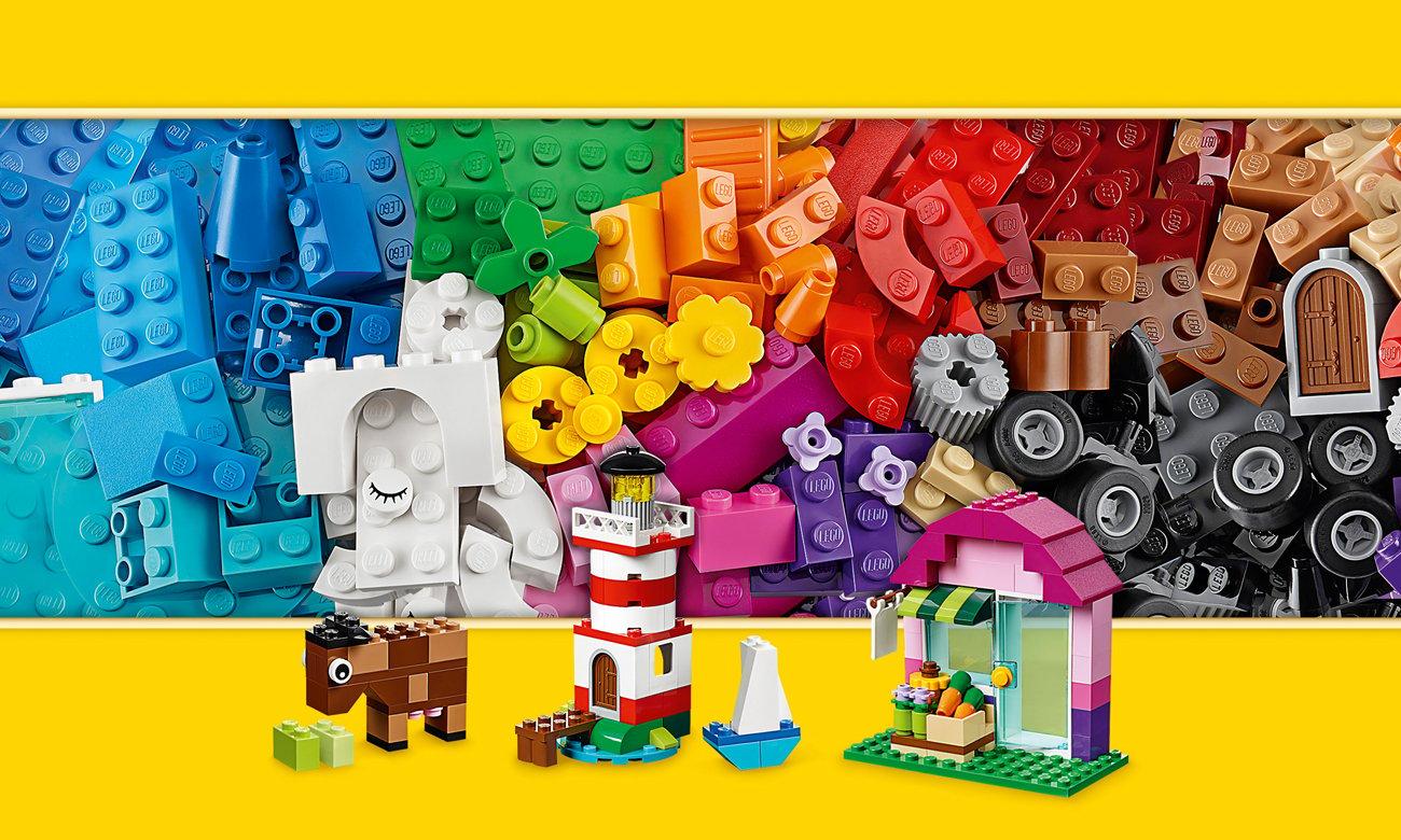 Lego Classic Kreatywne klocki  10692