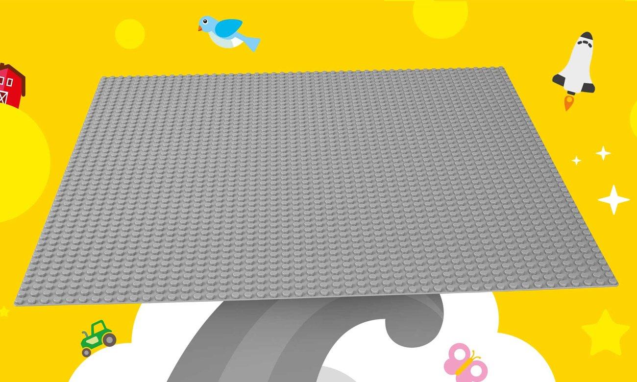 Lego Classic Szara płyta konstrukcyjna 10701