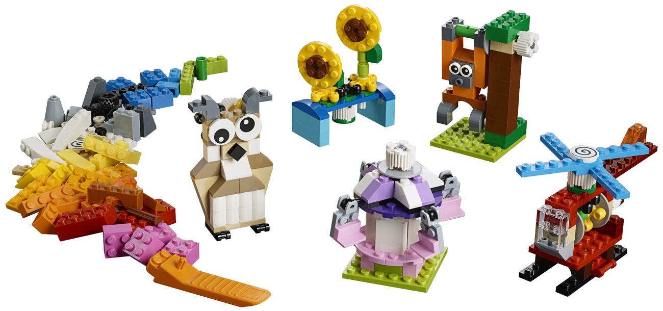 LEGO® Classic Kreatywne maszyny