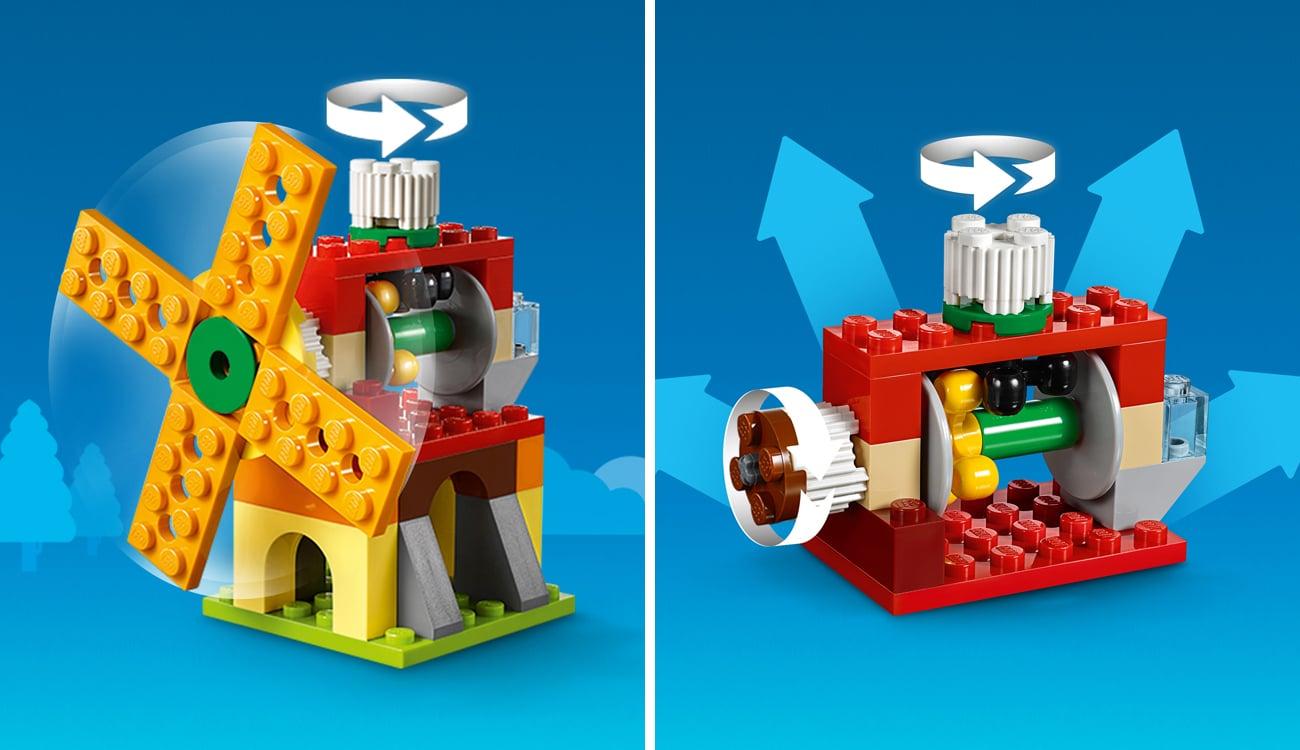 LEGO® classic duży zestaw