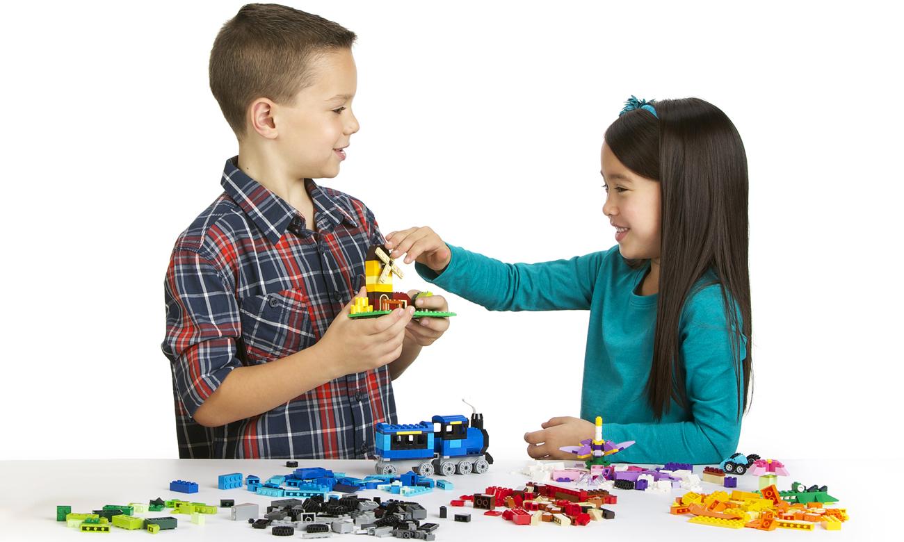 LEGO® classic płytka