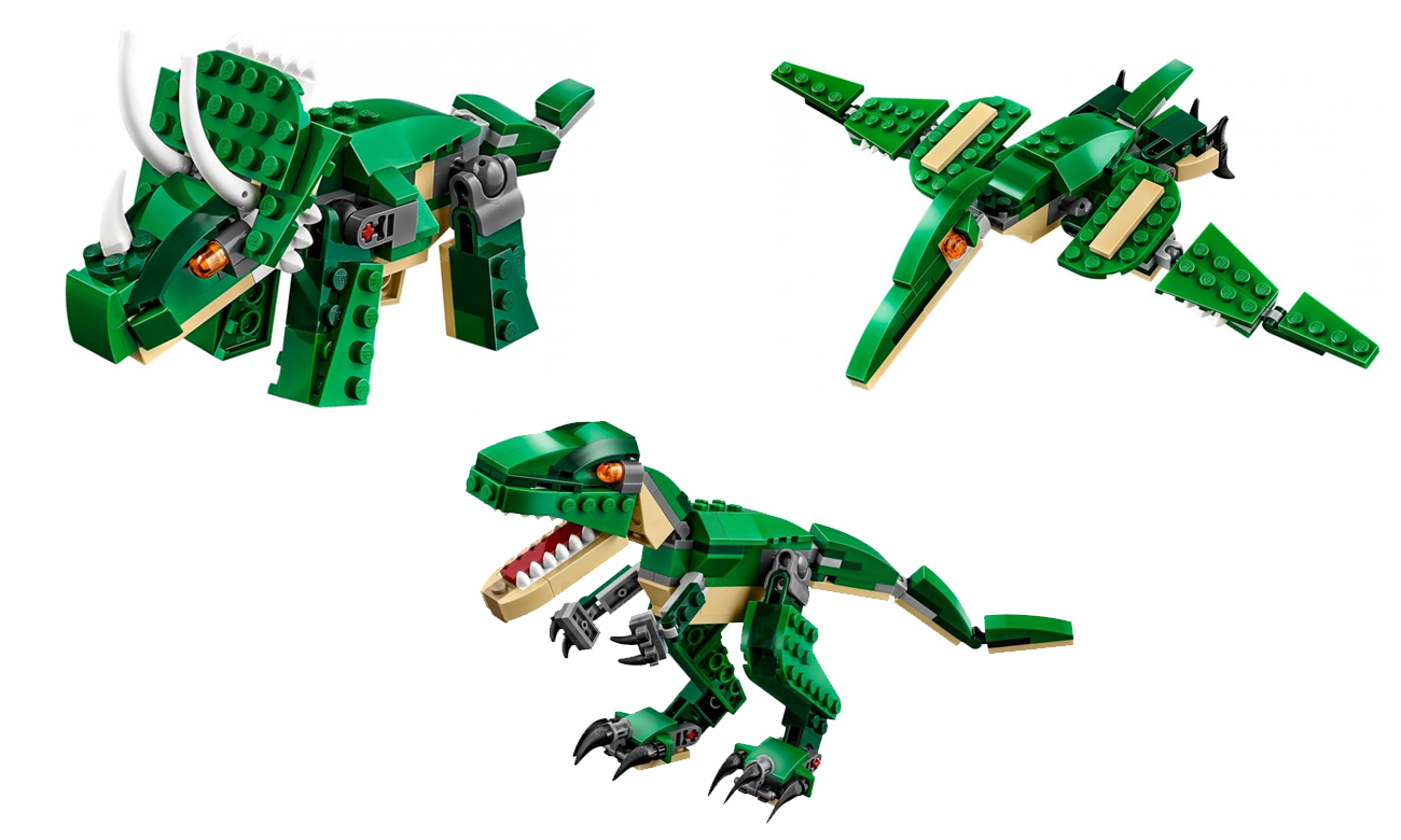 LEGO® helikopter