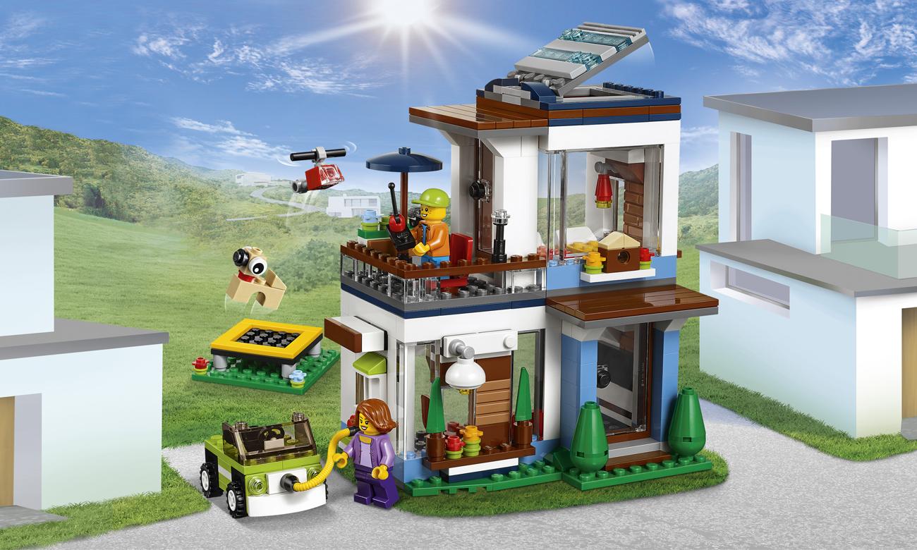LEGO Creator Nowoczesny dom