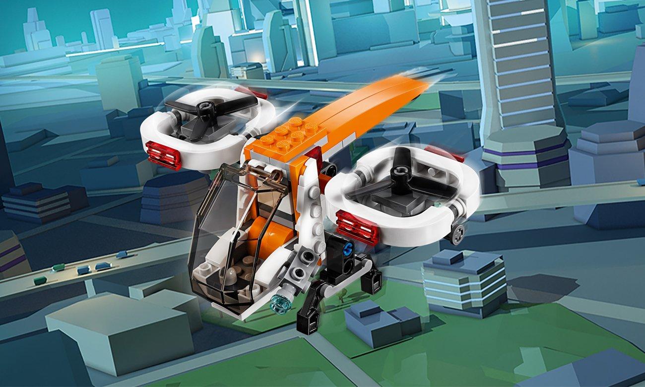 LEGO Creator Dron badawczy