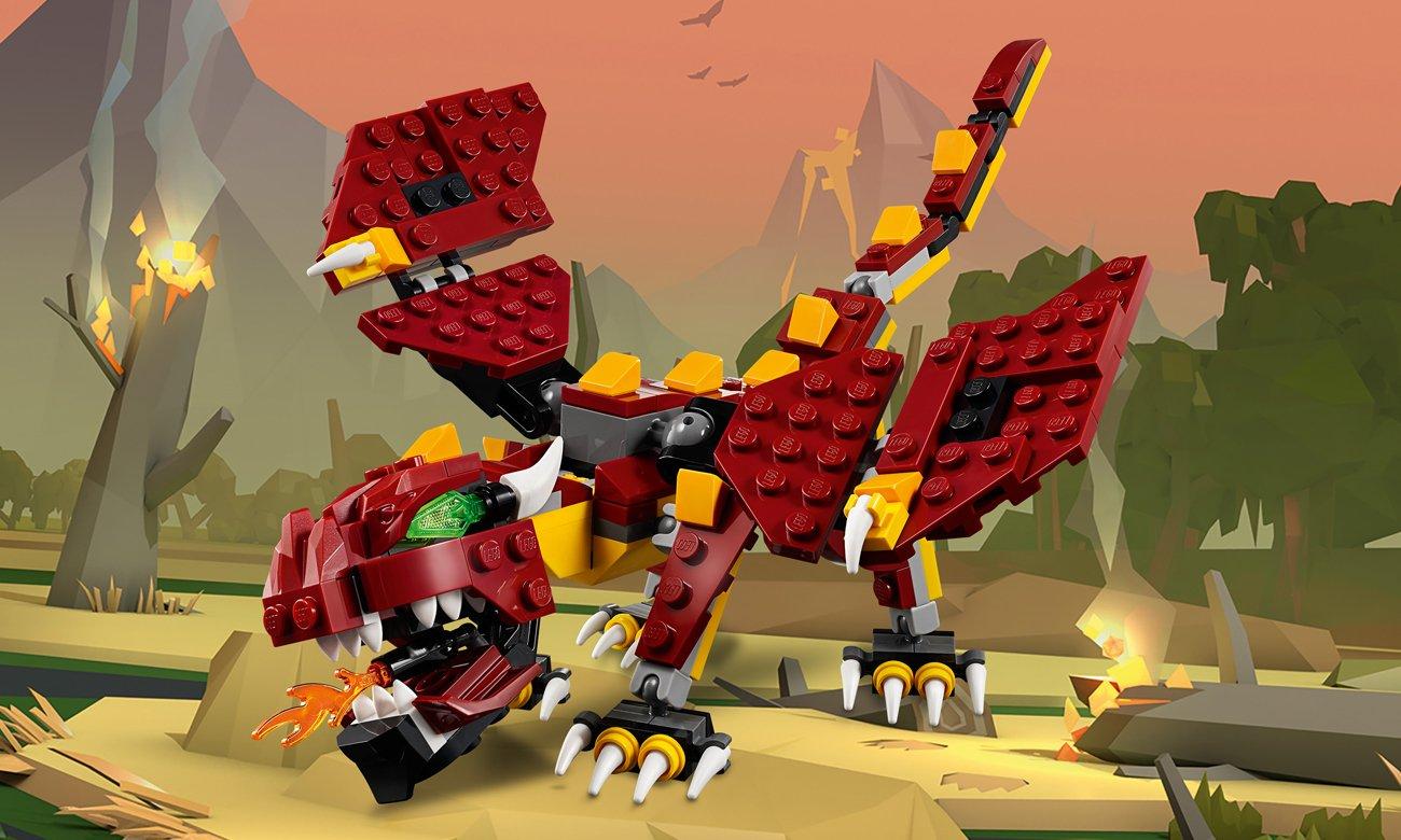 LEGO Creator Mityczne stworzenia