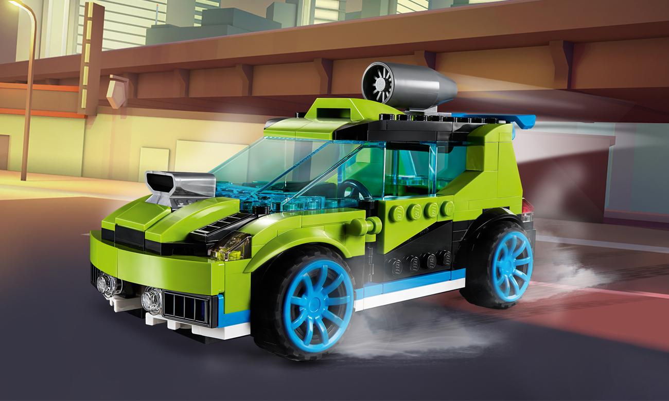 LEGO Creator Wyścigówka