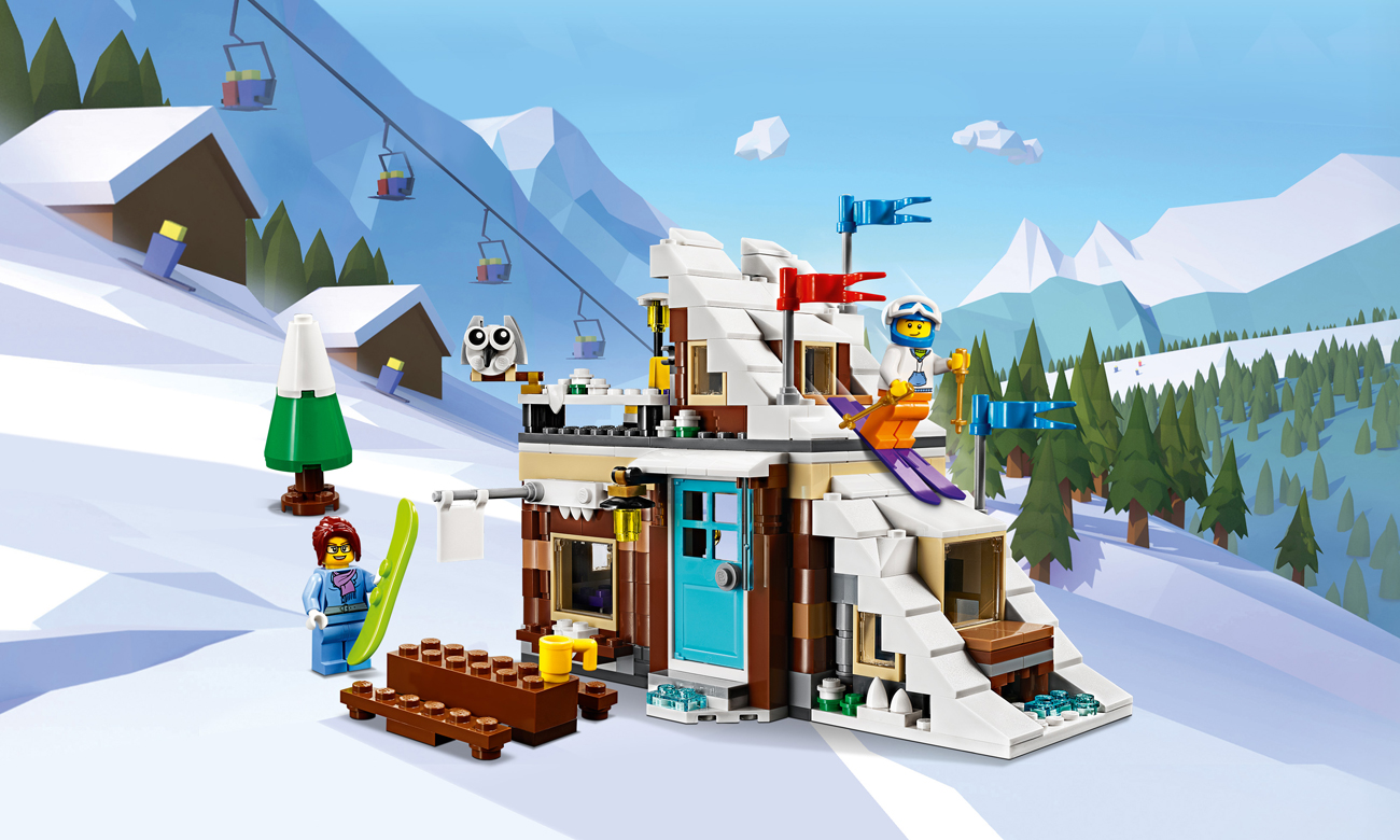 LEGO Creator Ferie zimowe