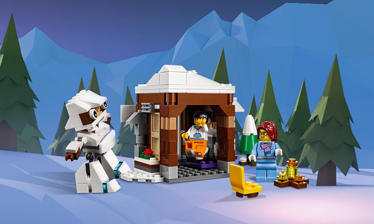 LEGO® Creator zima
