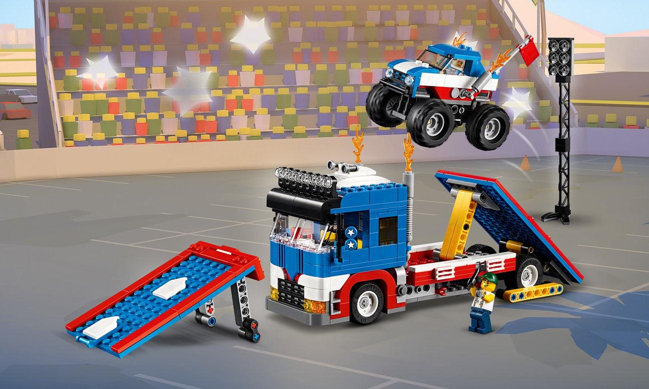 LEGO Creator Pokaz kaskaderski