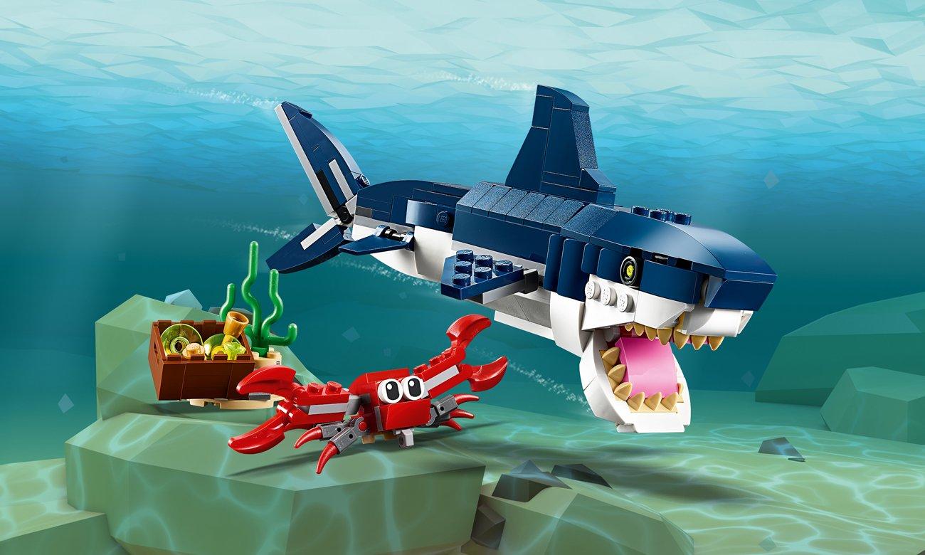 LEGO Creator Morskie stworzenia 31088