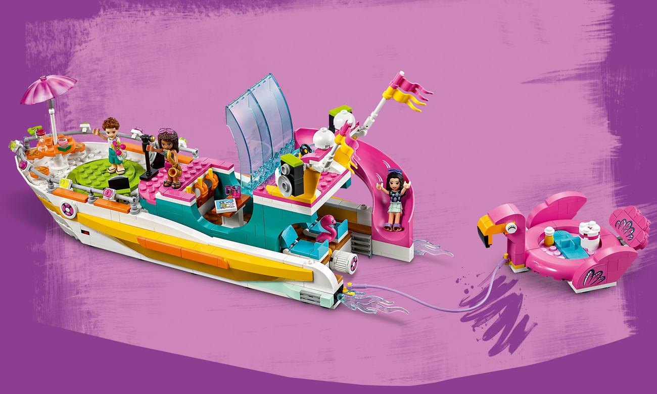 lego friends łódź