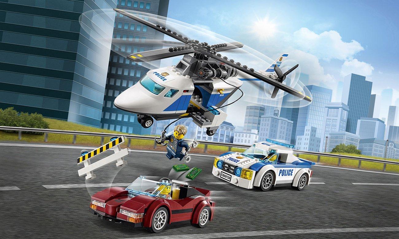 Lego City Szybki pościg