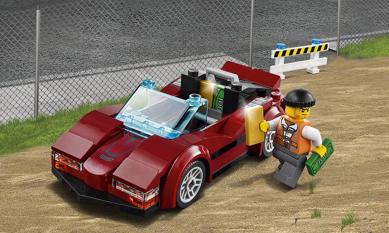 LEGO® City policja