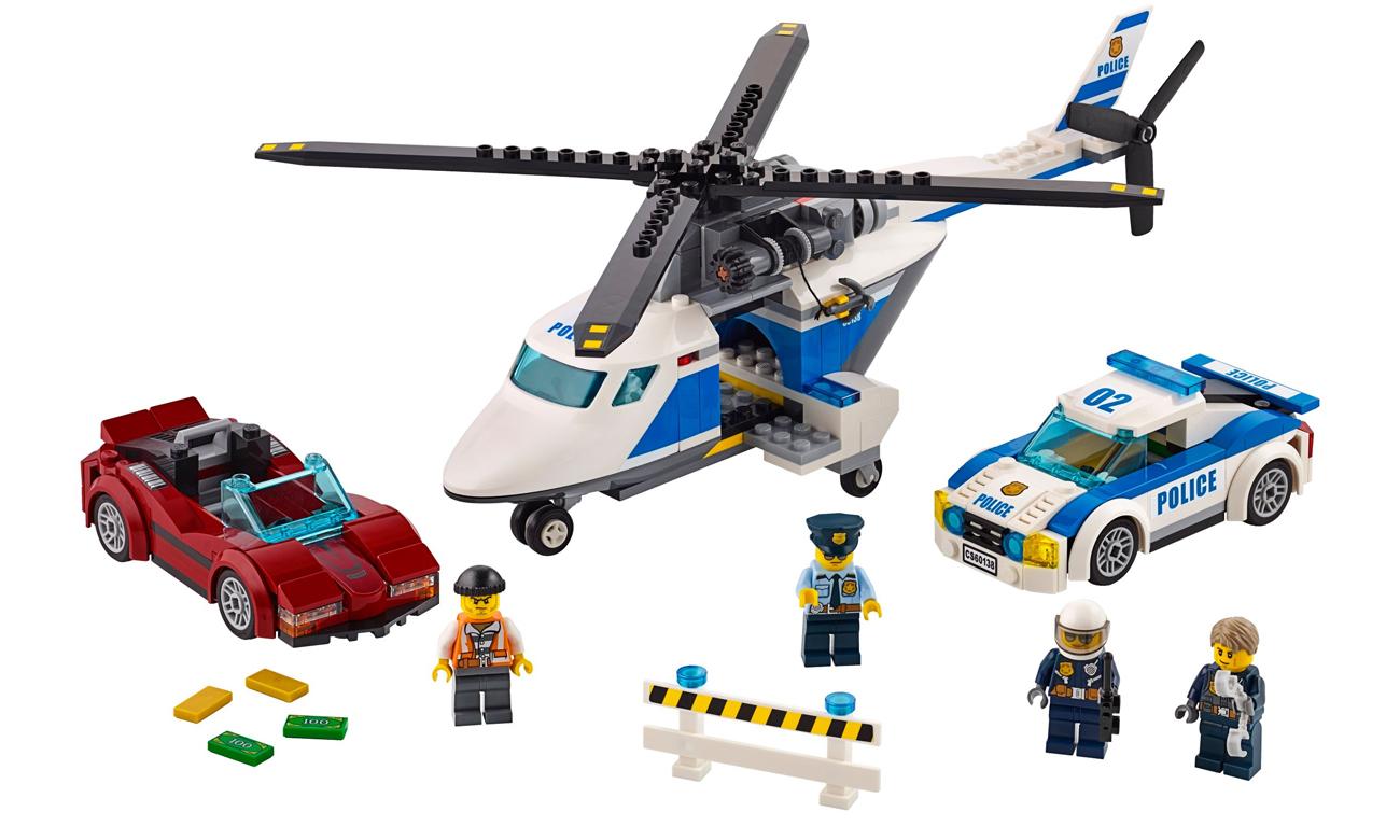 LEGO® City 60138 policja