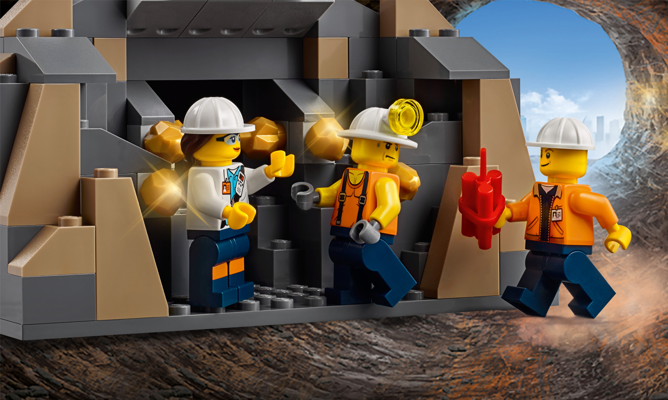 LEGO® City minifigurki