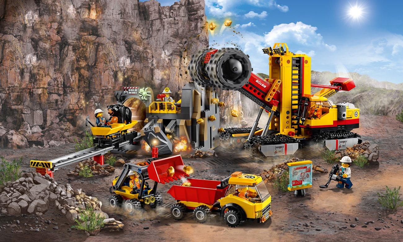 LEGO® City Kopalnia 60188