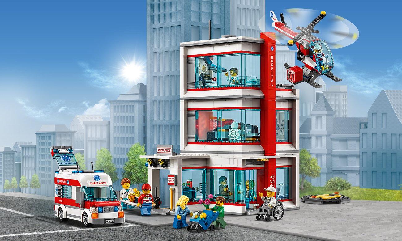 LEGO City Szpital LEGO City